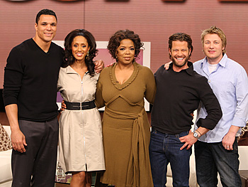 Cast of 'Oprah's Big Give'
