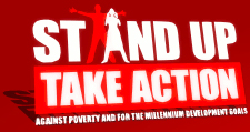 The Stand Up Against Poverty